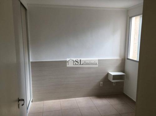 apartamento residencial à venda, jardim nova europa, campinas. - ap0456