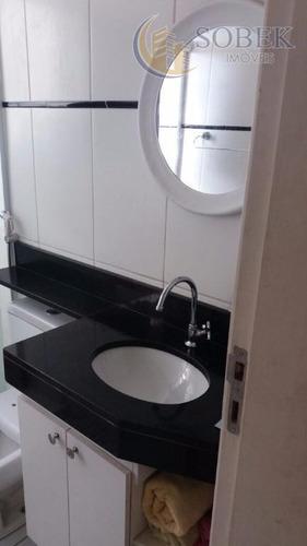 apartamento residencial à venda, jardim nova europa, campinas. - ap0693