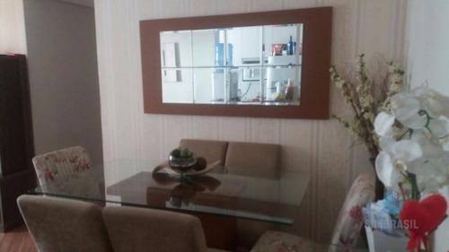 apartamento residencial à venda, jardim nova europa, campinas. - ap0767