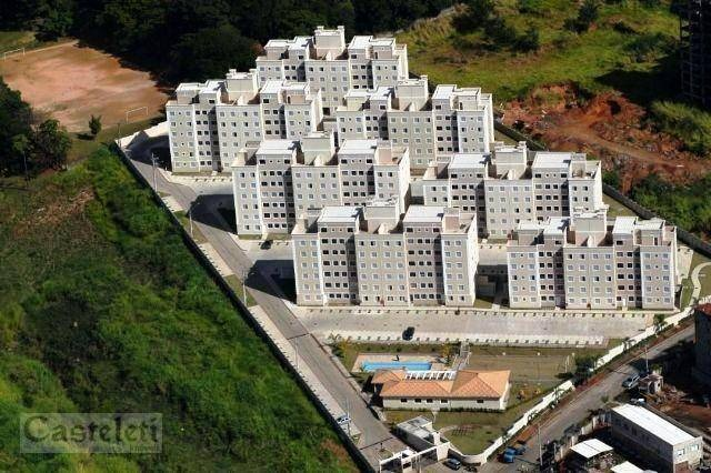 apartamento residencial à venda, jardim nova europa, campinas. - ap4396