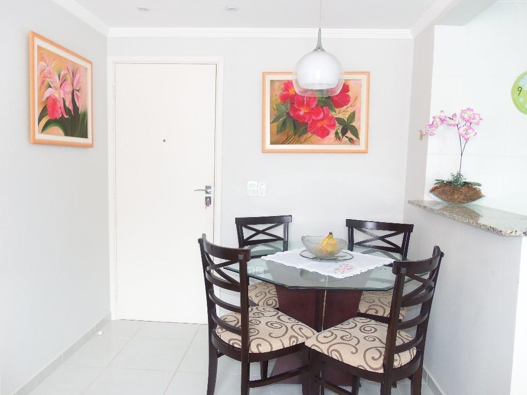 apartamento residencial à venda, jardim nova europa, campinas. - ap4962