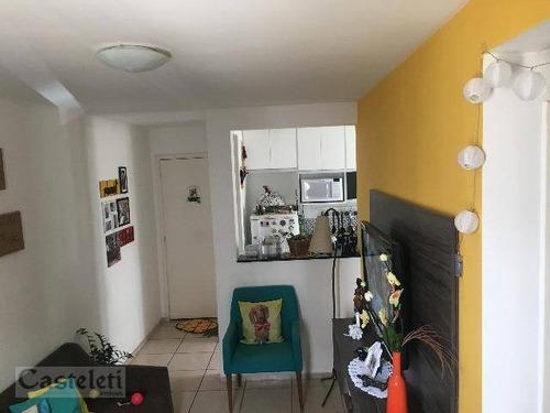apartamento residencial à venda, jardim nova europa, campinas. - ap5993
