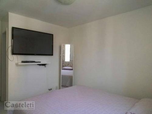 apartamento residencial à venda, jardim nova europa, campinas. - ap6279