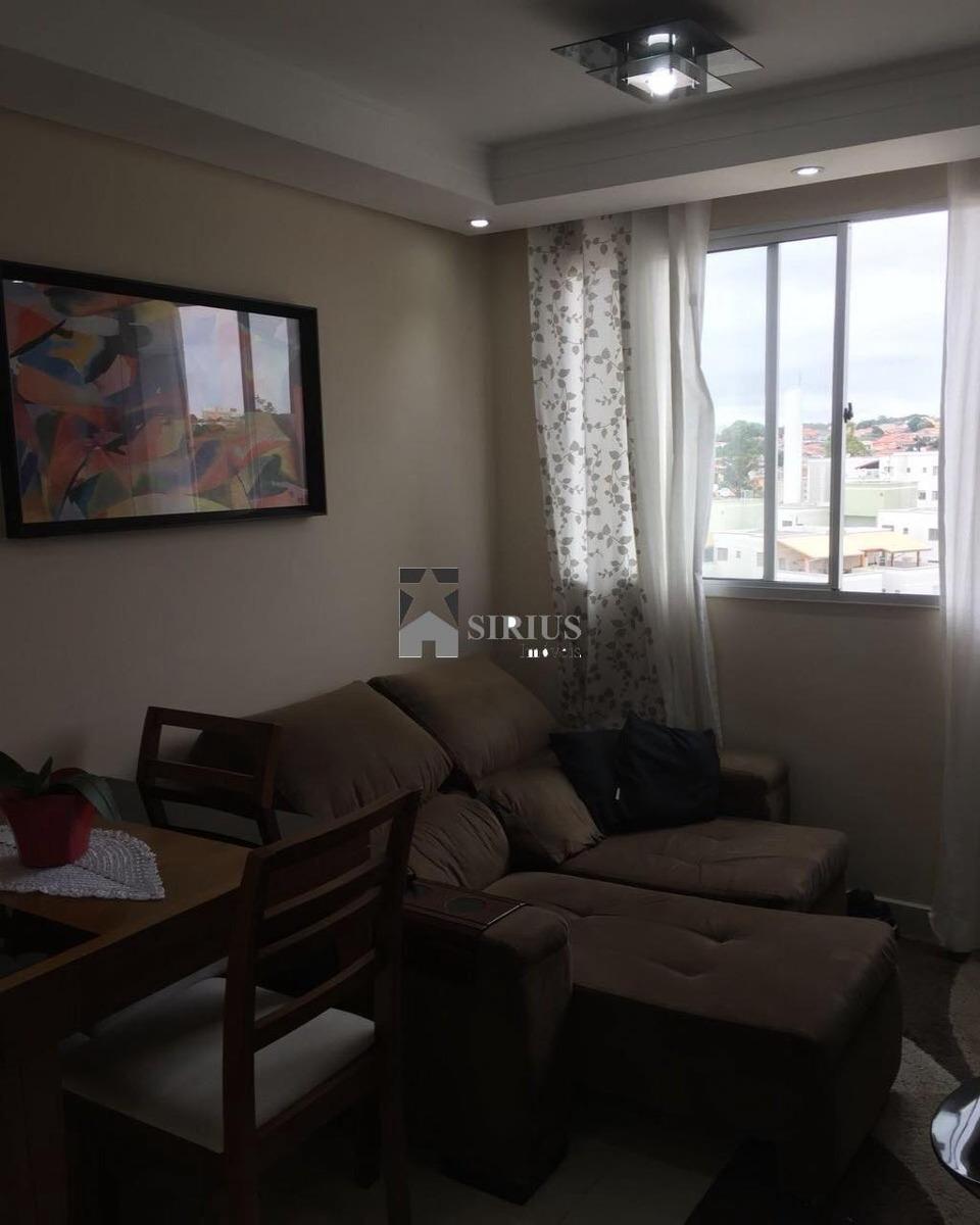 apartamento residencial à venda, jardim nova europa, campinas - . - ap6843