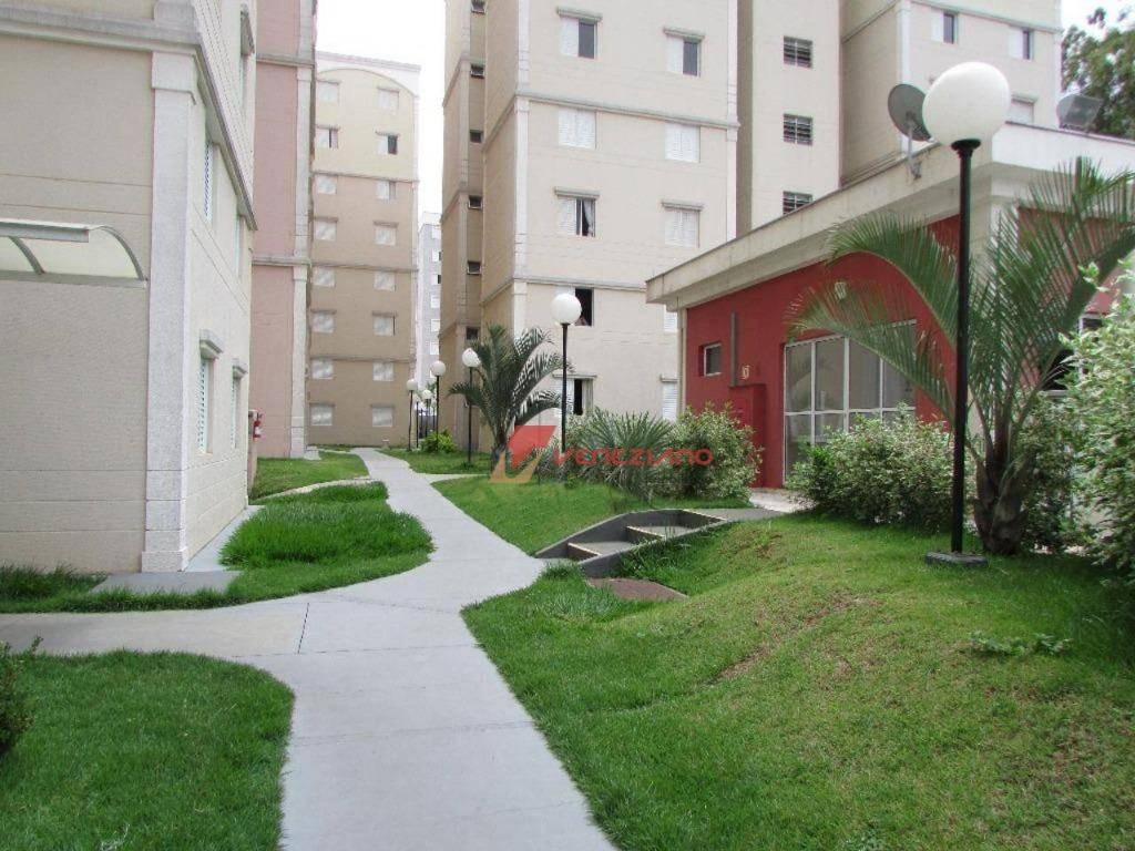 apartamento residencial à venda, jardim nova iguaçu, piracicaba. - ap0446
