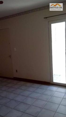 apartamento residencial à venda, jardim novo campos elíseos, campinas. - ap0240