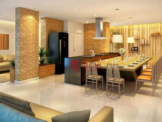 apartamento residencial à venda, jardim novo mundo, são josé do rio preto. - ap0855