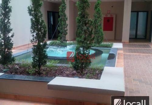 apartamento residencial à venda, jardim novo mundo, são josé do rio preto. - ap0870