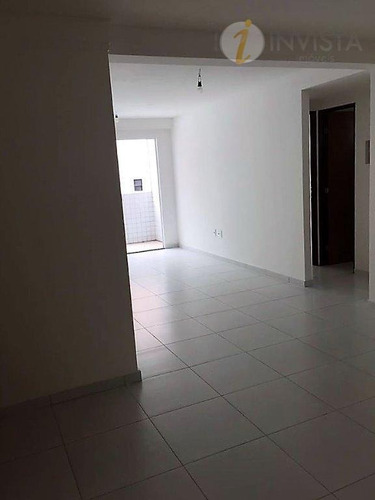 apartamento residencial à venda, jardim oceania, joão pessoa. - ap5280