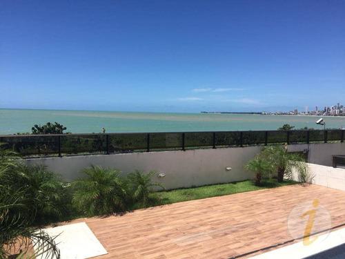 apartamento residencial à venda, jardim oceania, joão pessoa. - ap6092