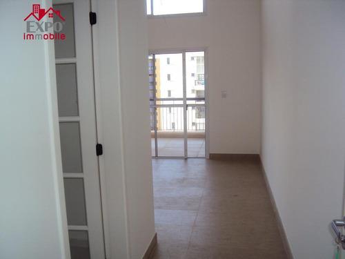apartamento residencial à venda, jardim paineiras, campinas. - ap0208