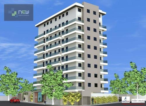 apartamento  residencial à venda, jardim palma travassos, ribeirão preto. - ap0147