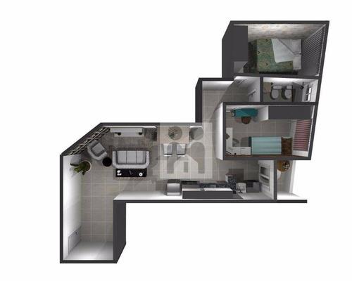 apartamento residencial à venda, jardim palma travassos, ribeirão preto. - ap0749