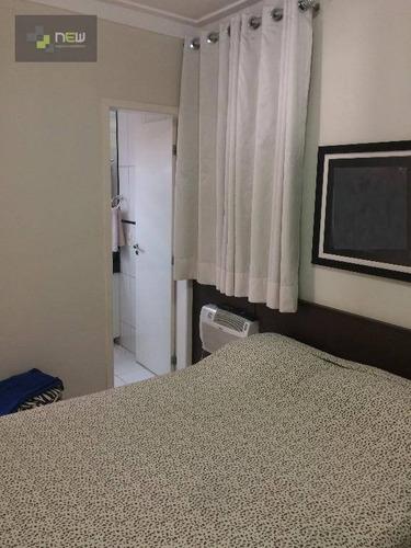 apartamento residencial à venda, jardim palma travassos, ribeirão preto. - ap0881