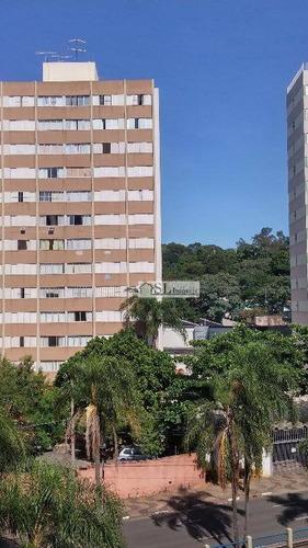 apartamento residencial à venda, jardim paraíso, campinas - ap0366. - ap0366
