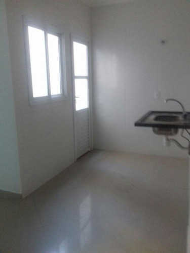 apartamento residencial à venda, jardim paraíso, santo andré. - ap1268