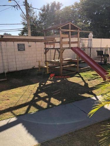 apartamento residencial à venda, jardim parque jupiá, piracicaba. - ap0538