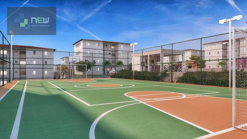apartamento residencial à venda, jardim parque jupiá, piracicaba. - ap0861