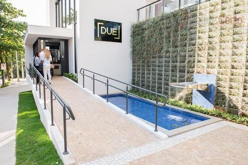apartamento residencial à venda, jardim pau preto, indaiatuba. - ap0154