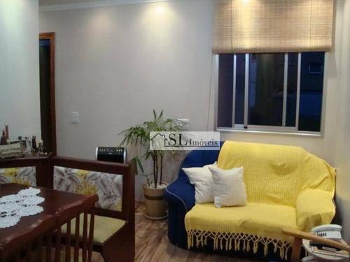 apartamento  residencial à venda, jardim paulicéia, campinas. - ap0190