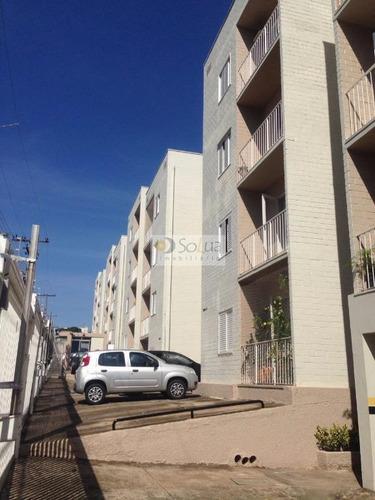 apartamento residencial à venda, jardim paulicéia, campinas - ap0357. - ap0357