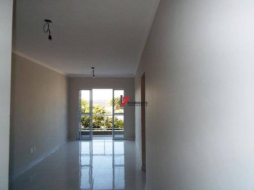 apartamento residencial à venda, jardim paulista, atibaia. - ap0227