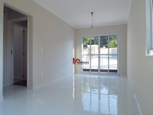 apartamento residencial à venda, jardim paulista, atibaia. - ap0228