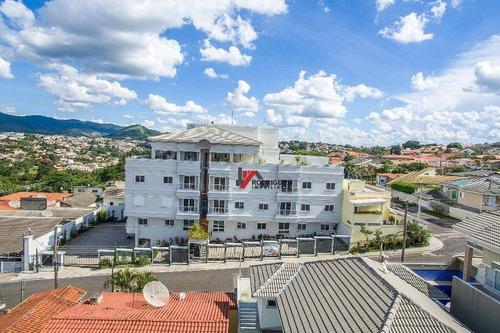 apartamento residencial à venda, jardim paulista, atibaia. - ap0260