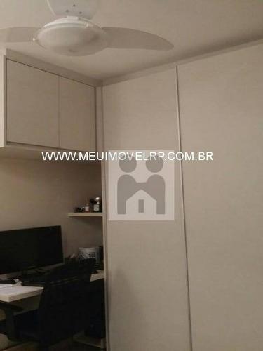 apartamento residencial à venda, jardim paulista, ribeirão preto - ap0172. - ap0172