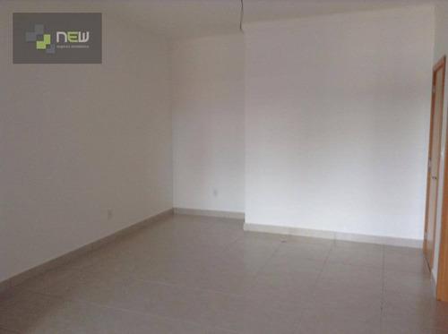 apartamento residencial à venda, jardim paulista, ribeirão preto. - ap0798