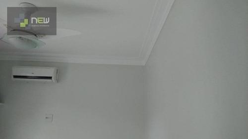 apartamento residencial à venda, jardim paulista, ribeirão preto. - ap0960