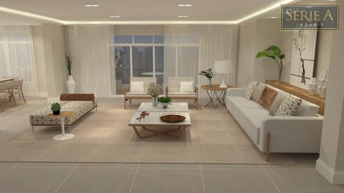 apartamento residencial à venda, jardim paulista, são paulo. - ap1186