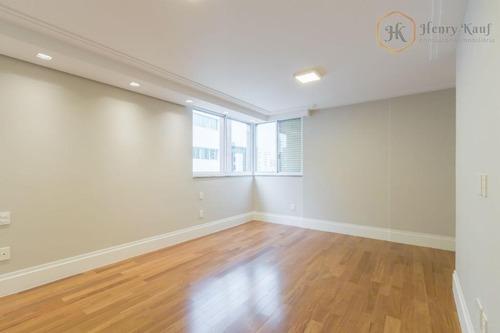 apartamento residencial à venda, jardim paulista, são paulo. - ap1281