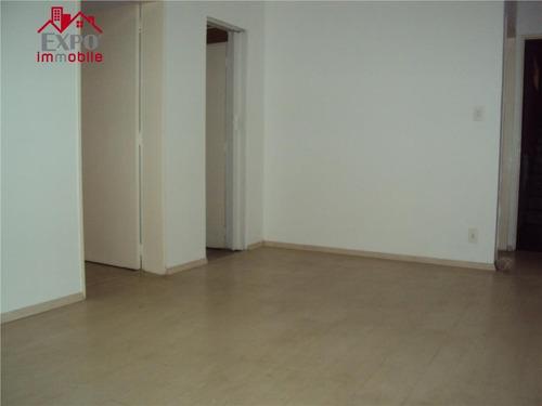 apartamento residencial à venda, jardim paulistano, campinas. - ap0026