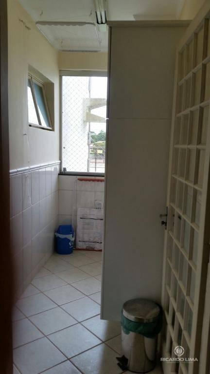 apartamento residencial à venda, jardim porangaba, águas de são pedro - ap0760. - ap0760