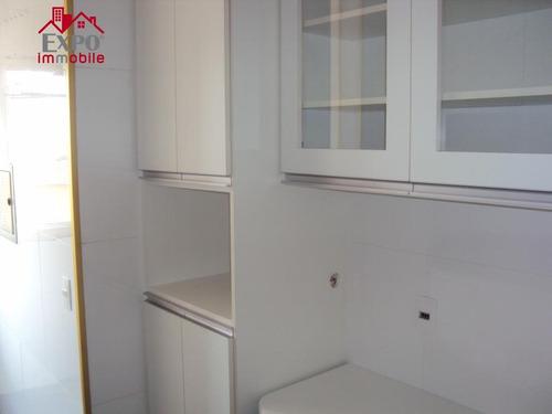 apartamento residencial à venda, jardim proença, campinas. - ap0123