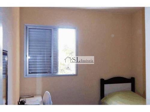apartamento  residencial à venda, jardim proença, campinas. - ap0134