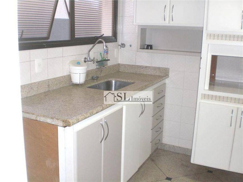 apartamento residencial à venda, jardim proença, campinas - ap0201. - ap0201