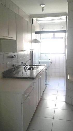 apartamento residencial à venda, jardim proença, campinas - ap0265. - ap0265