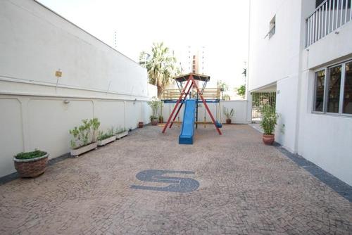 apartamento residencial à venda, jardim proença, campinas. - ap0783