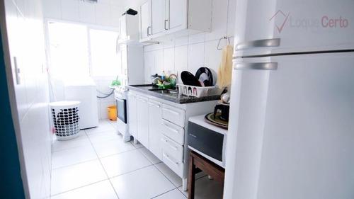 apartamento residencial à venda, jardim regente, indaiatuba. - ap0177