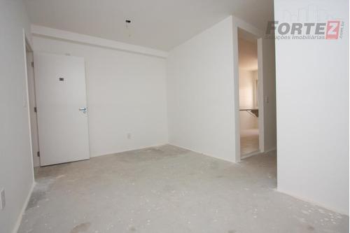 apartamento  residencial à venda, jardim rossi, guarulhos. -