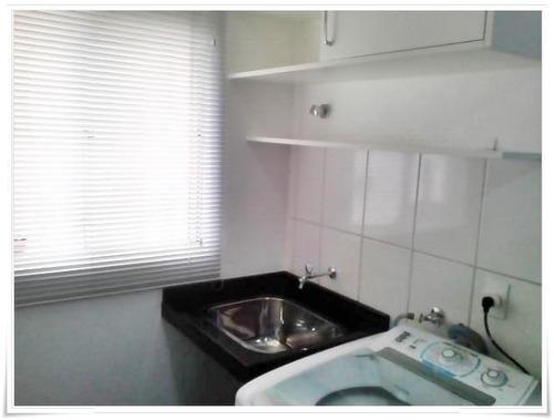 apartamento  residencial à venda, jardim santa eliza, americana. - codigo: ap0225 - ap0225