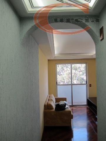 apartamento residencial à venda, jardim santa emília, são paulo. - ap4055