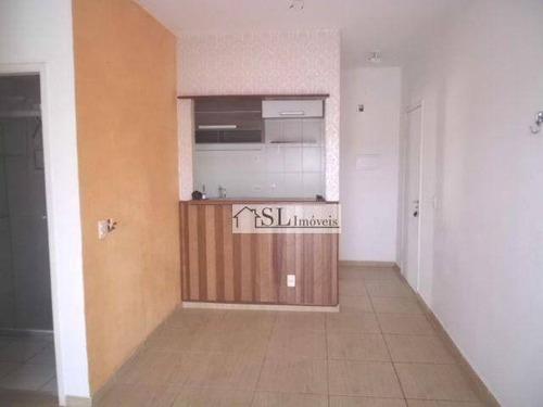 apartamento residencial à venda, jardim santa genebra, campinas - ap0266. - ap0266