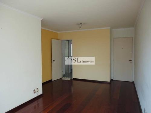 apartamento residencial à venda, jardim santa genebra, campinas - ap0299. - ap0299