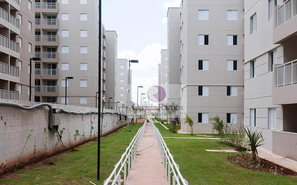 apartamento residencial à venda, jardim santa helena, suzano. - ap0212