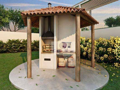 apartamento residencial à venda, jardim santa helena, suzano. - ap0289