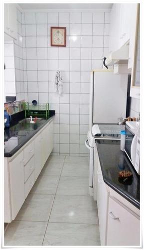 apartamento  residencial à venda, jardim santa rosa, nova odessa. - codigo: ap0178 - ap0178