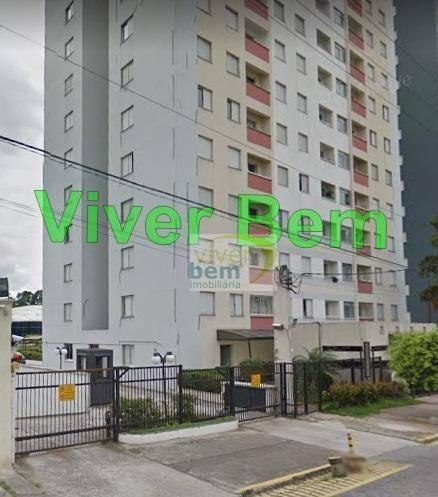 apartamento residencial à venda, jardim santa terezinha (zona leste), são paulo. - ap0930